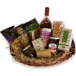 Gourmet Gift Basket All Natural